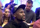 Floyd Mayweather About Fighting Ronda Rousey