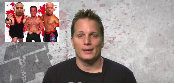 MMA Roasted UFC 191