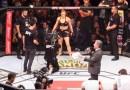 Ronda Rousey VS Bethe Correia crowd view