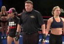 Ronda Rousey vs Taylor Stratford fight video