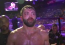 Andrei Arlovski post fight