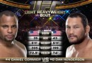 Daniel Cormier vs Dan Henderson fight video hd