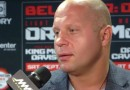 Fedor tals return to mma
