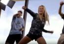 Paige VanZant dancing