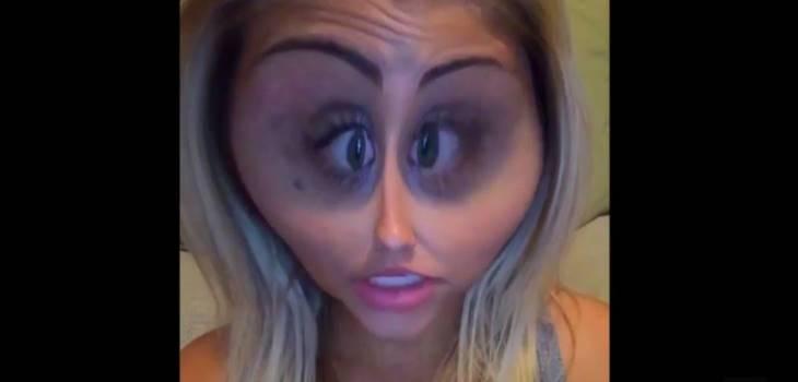 Paige VanZant weird
