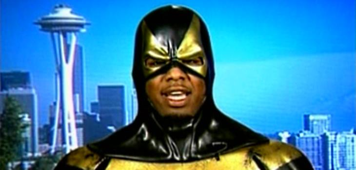 Phoenix Jones fight video