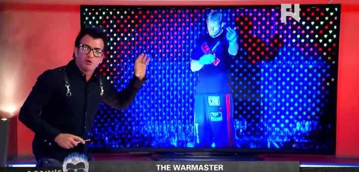 Robin Black Warmaster