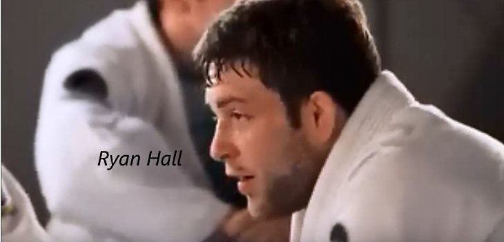 Ryan Hall TUF BJJ