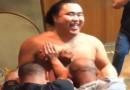 Sumo funny japan
