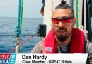 Dan Hardy Clipper Racing