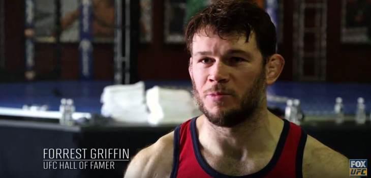 Forrest Griffin UFC 2015