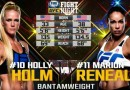 Holly Holm vs Marion Reneau video