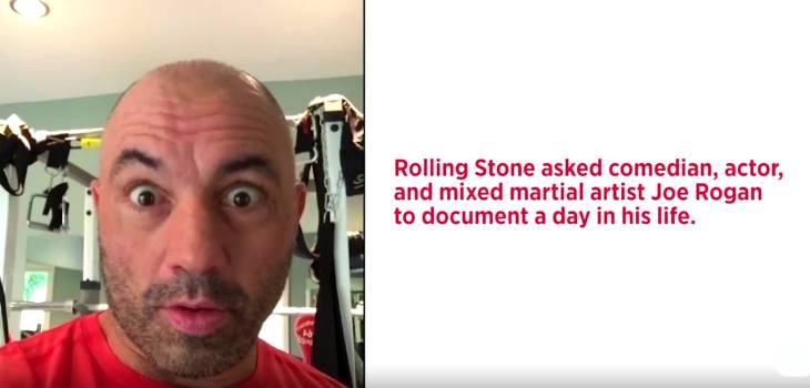 Joe Rogan Rolling Stone