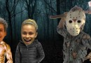 Paige and Sage meet Jason Voorhees