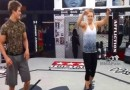 Sage Northcutt and Dori Yeats flips