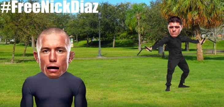 TTH Free Nick Diaz