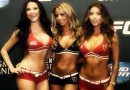 UFC Ireland ring girls
