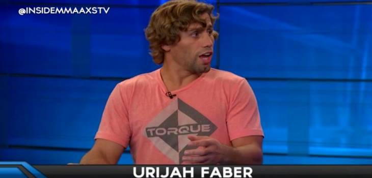 Urijah Faber MMA 2015 show