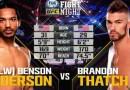 Ben Henderson vs Thatch