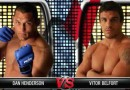 Hendo vs Vitor pride 32 video