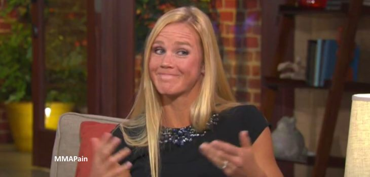 Holly Holm Champ Amy Schumer