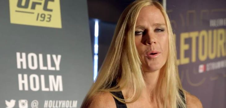 Holly Holm Derp