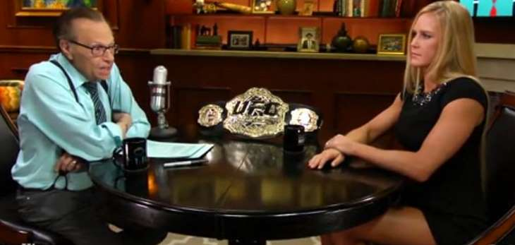 Larry King Holly Holm
