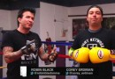 Robin Black and Corey Erdman MMA