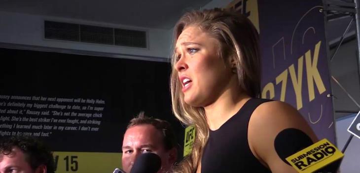 Ronda Rousey 193