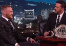 Conor McGregor on Jimmy Kimmel