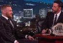 Conor McGregor on Jimmy Kimmel