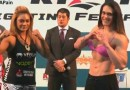 Gabi Garcia vs. Lei'd Tapa fight video