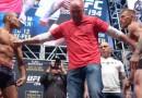 UFC 194 crazy