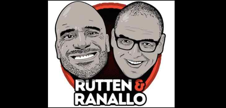 Bas Rutten and Mauro Ranallo