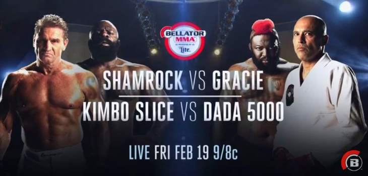 Bellator MMA  Shamrock vs Gracie 3