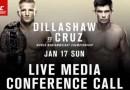 Dillashaw vs. Cruz Media