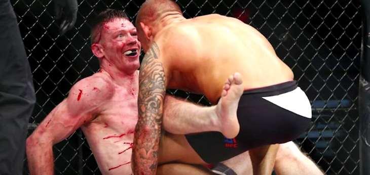 UFC 195 Lin