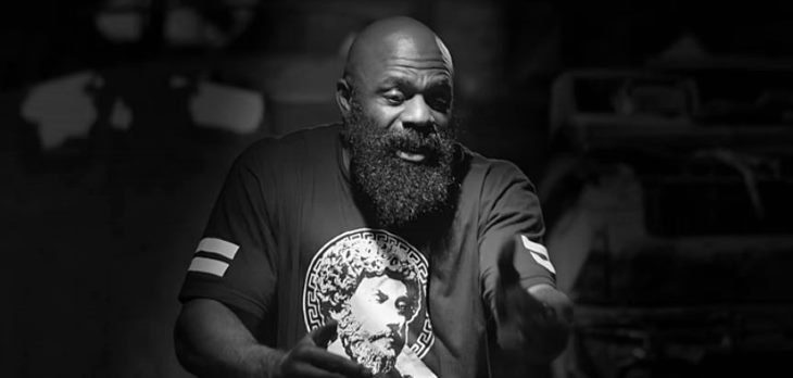 Kimbo slice old