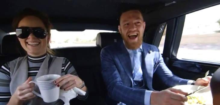 Conor McGregor good life