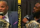 Jon Jones and Daniel Cormier talk crap