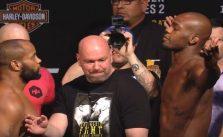 UFC 214 fight videos