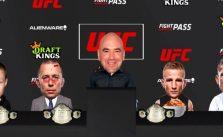 UFC 217 Thug Rose