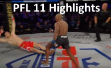 PFL 11 mma Highlights
