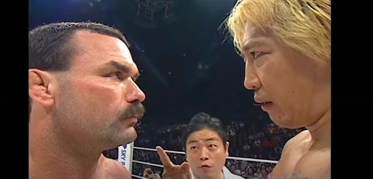 Don Frye vs Yoshihiro Takayama Pride FC 21